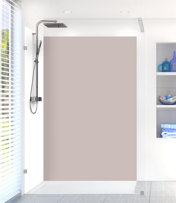 Panneau de douche Argile