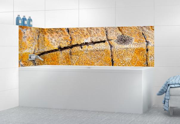 Panneau de bain Ecorce jaune