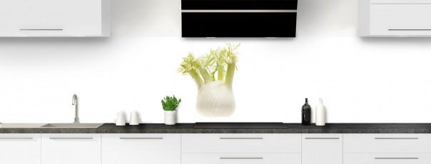 Crédence de cuisine Fenouil panoramique