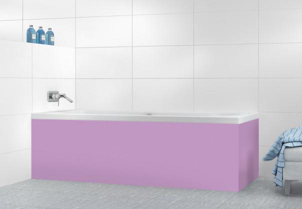 Panneau tablier de bain Parme