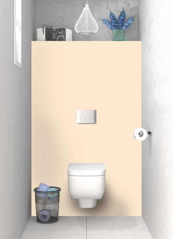 Panneau WC Sable