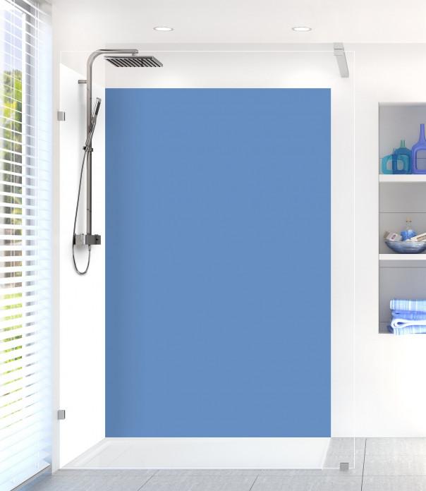 Panneau de douche Bleu Lavande