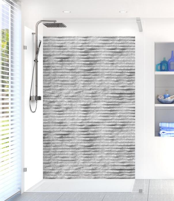 Panneau de douche Pierre taillée