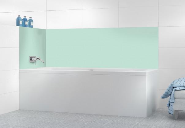 Panneau de bain Vert Pastel