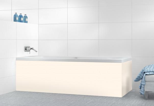 Panneau tablier de bain Magnolia