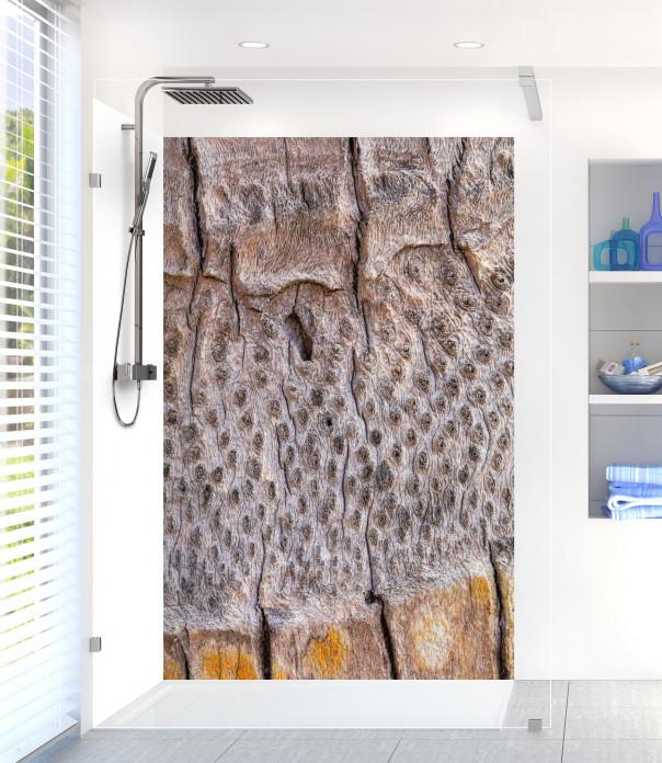 Panneau de douche Ecorce