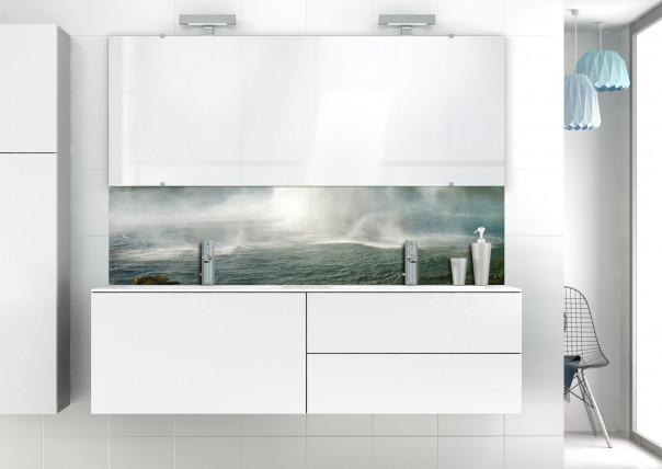 Panneau vasque Cascade Islandaise