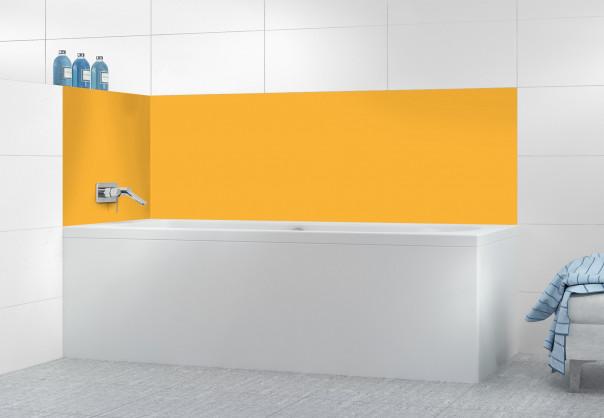 Panneau de bain Abricot