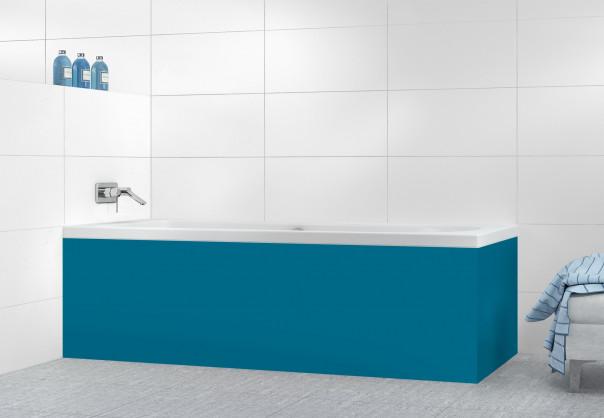 Panneau tablier de bain Bleu Baltic