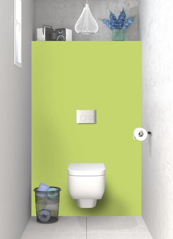 Panneau WC Vert Olive