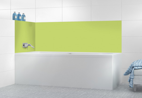Panneau de bain Vert Olive