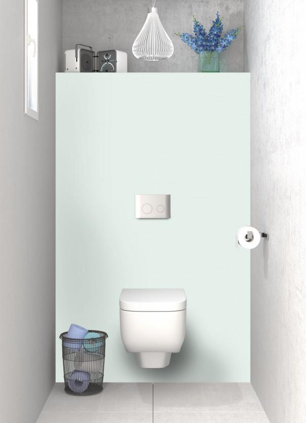 Panneau WC Vert Eau