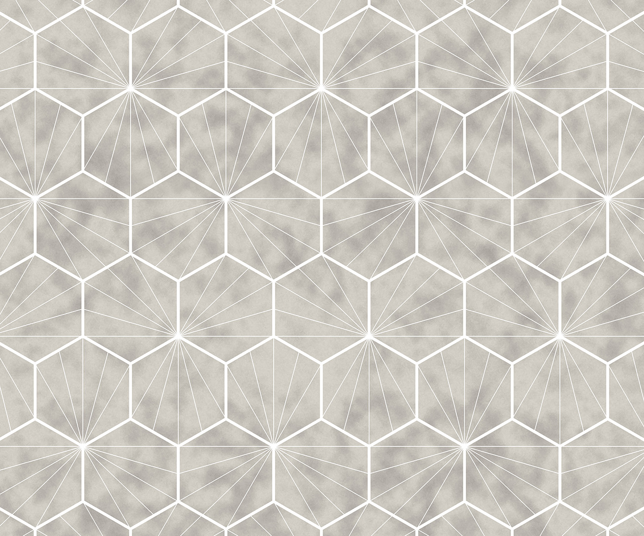 cr dence carreaux ciment carreaux de ciment hexagonal taupe c. Black Bedroom Furniture Sets. Home Design Ideas