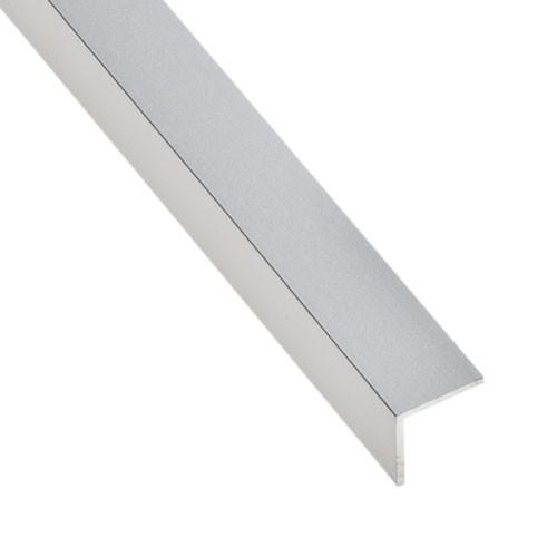 Profilé cache carrelage 10 x 10 mm
